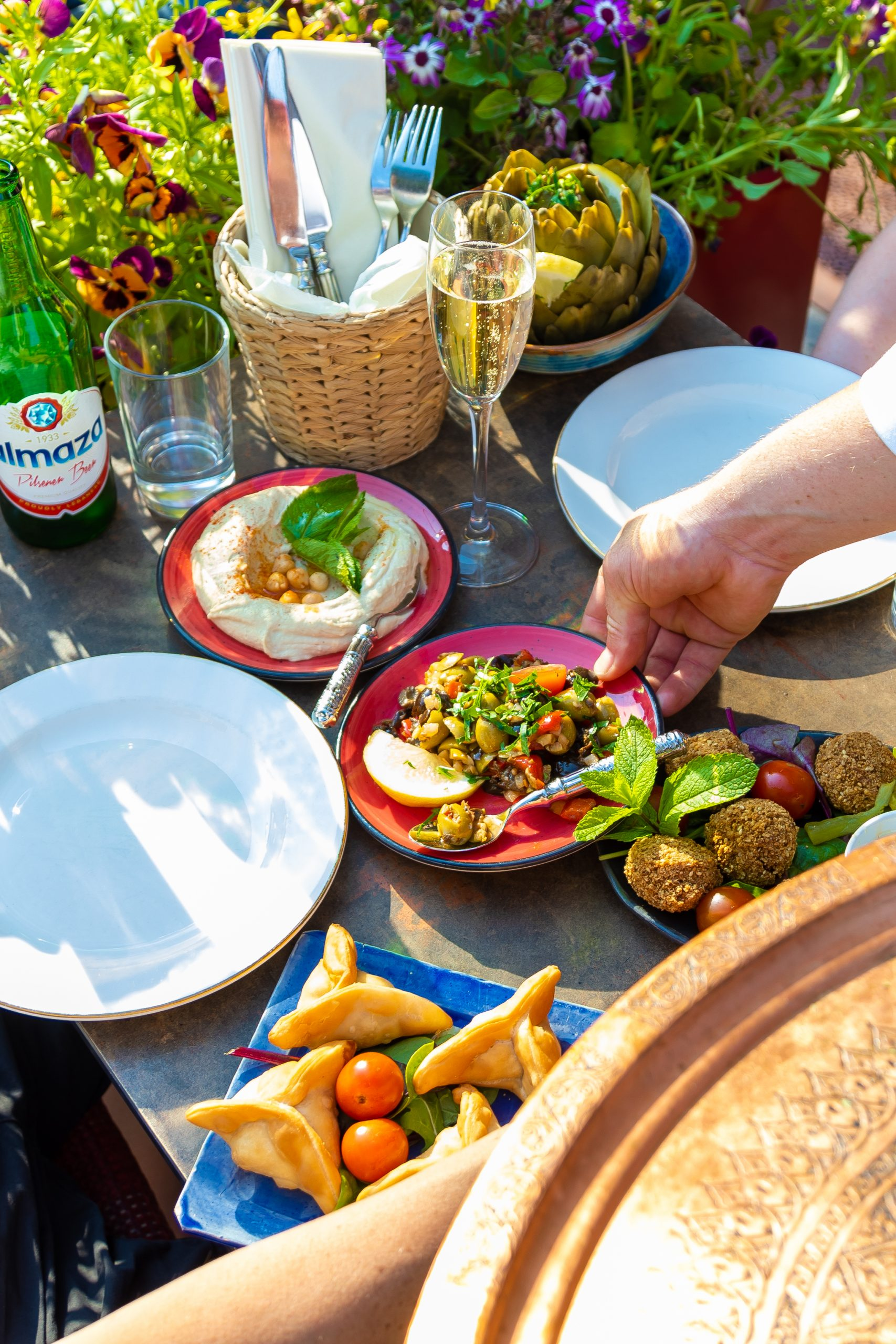 libanesisk mat